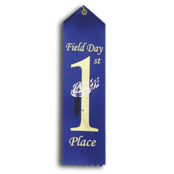 first place field day ribbon